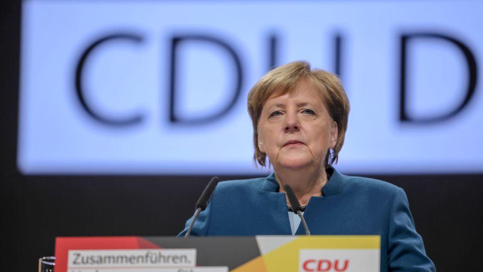 Angela Merkel održala posljednji govor kao predsjednica stranke CDU (Foto: NordPhoto/PIXSELL)
