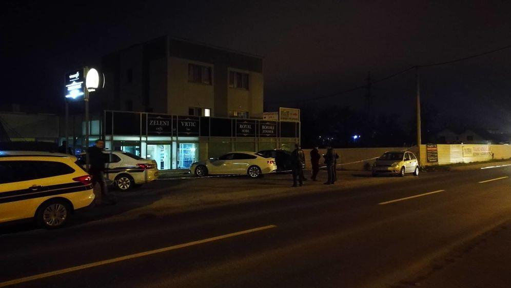 Pucnjava u zagrebačkom lokalu \'\'Zeleni vrtić\'\' (Foto: Dnevnik.hr) - 1