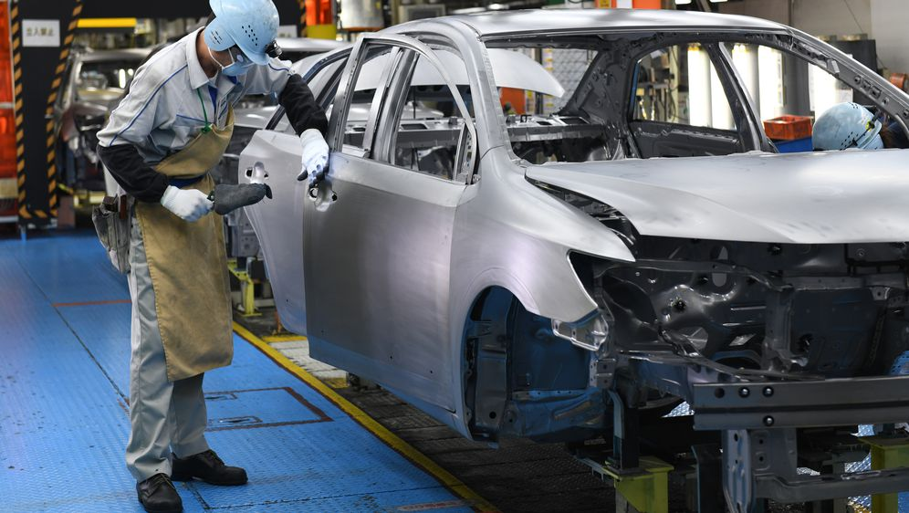 Autoindustrija (Foto: Getty Images)
