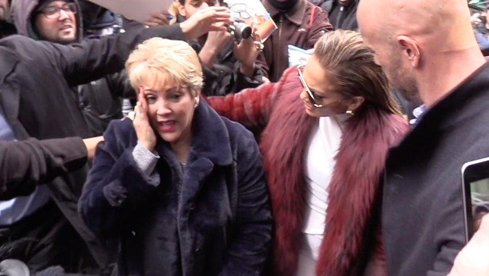 Jennifer Lopez i Guadalupe Rodriguez (Foto: Profimedia)