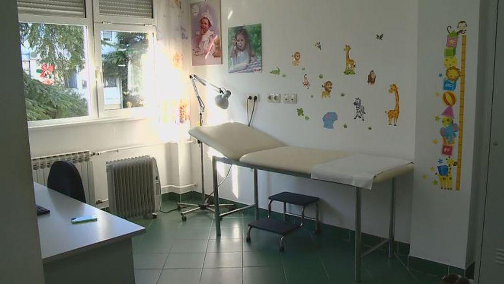 Pedijatrijska ordinacija (Foto: Dnevnik.hr)