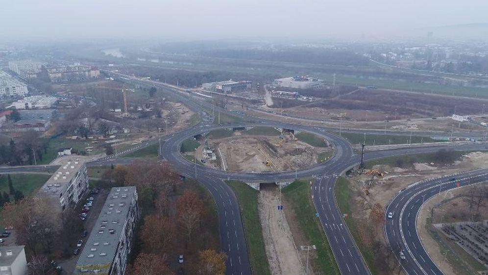 Snimka nove regulacije prometa iz zraka (Foto: Dnevnik.hr)