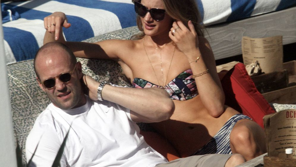 Rosie Huntington Whiteley, Jason Statham (Foto: Profimedia)
