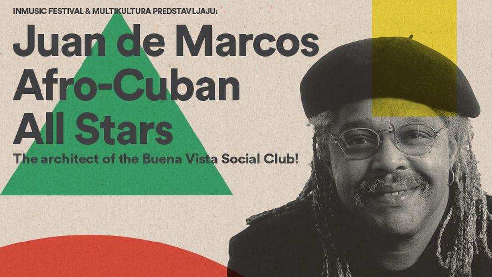 Afro-Cuban All Stars na Dan žena u Tvornici kulture (Foto: PR)