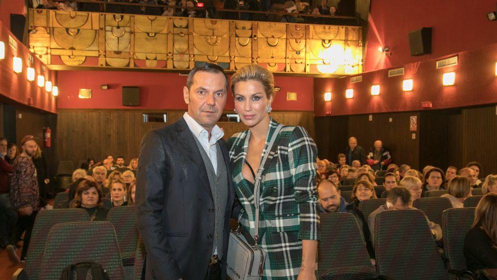 Ana Gruica i Boran Uglešić (Foto: Josip Kevrić)