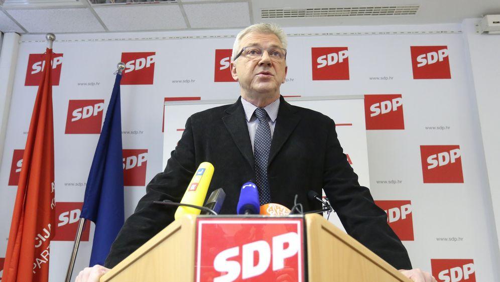 Ranko Ostojić (Foto: Matija Habljak/PIXSELL)