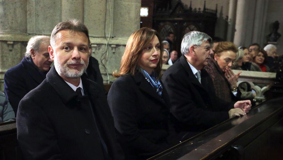 Gordan Jandroković, Sonja Jandroković (FOTO: Dalibor Urukalovic/PIXSELL)
