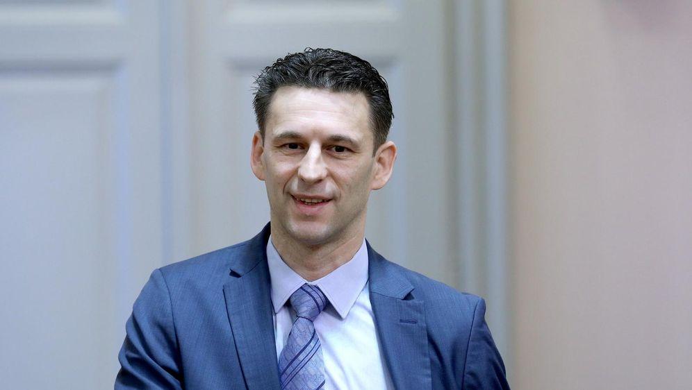Predsjednik Mosta Božo Petrov (Foto: Patrik Macek/PIXSELL)