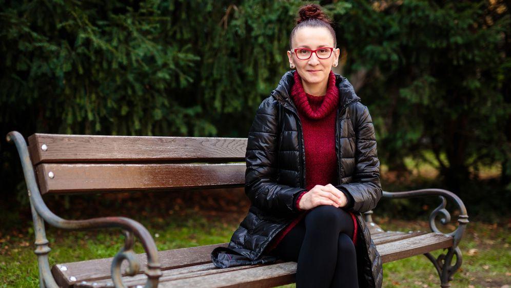 Volonterka Vlatka Bakran Burić pomaže beskućnicima