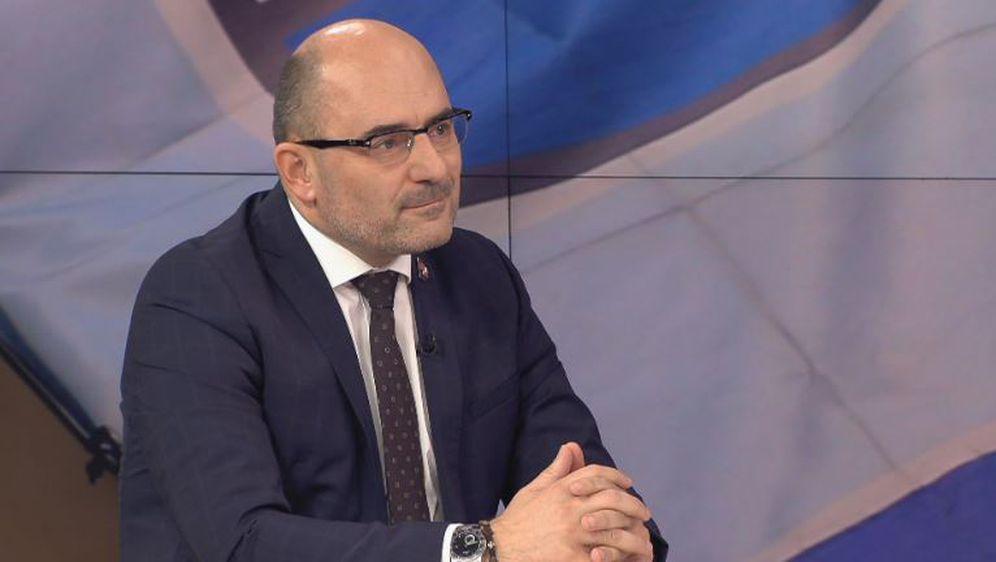 Milijan Brkić, zamjenik predsjednika HDZ-a