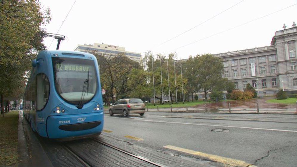 Tramvaj/Ilustracija