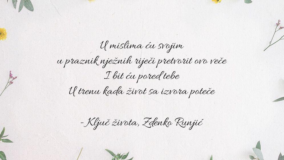 Najljepši stihovi iz pjesama Olivera Dragojevića