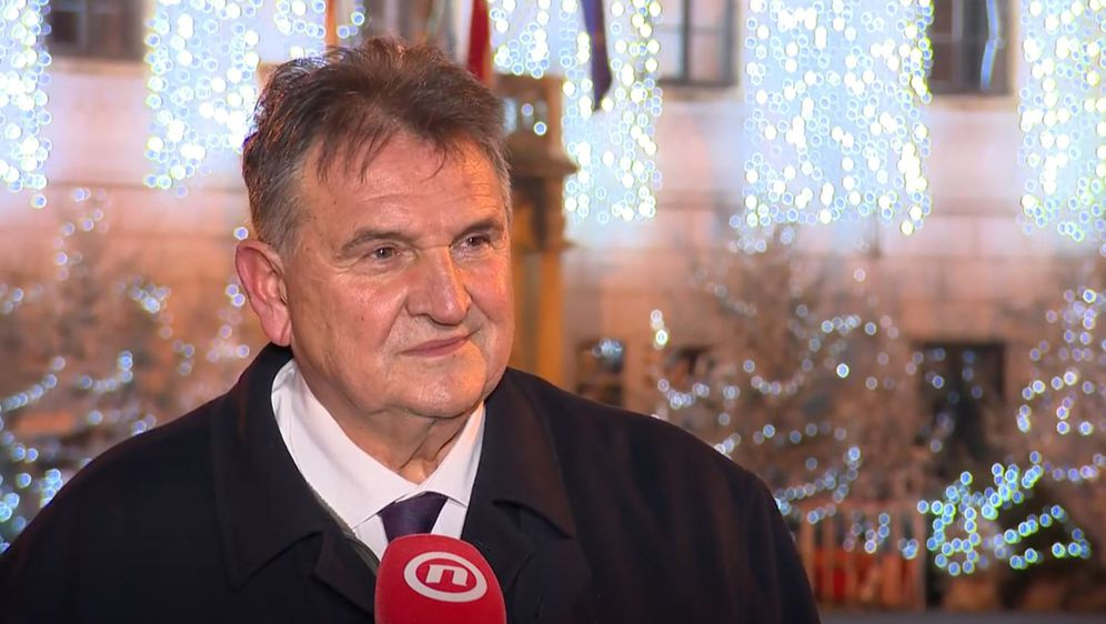 Radimir Čačić, župan Varaždinske županije