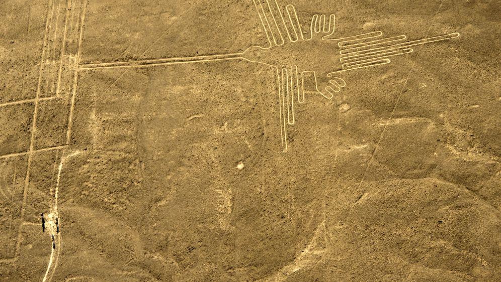 Gigantski Nazca geoglifi u Peruu (Foto: AFP)