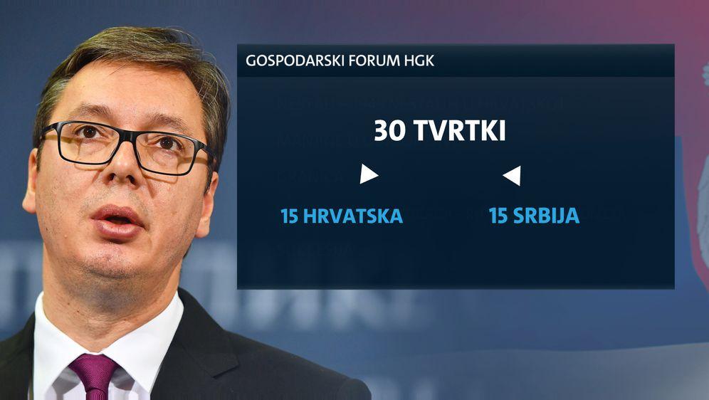 Aleksandar Vučić dolazi u Hrvatsku (Dnevnik.hr) - 2
