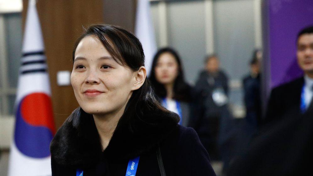 Kim Yo Jong (Foto: AFP)