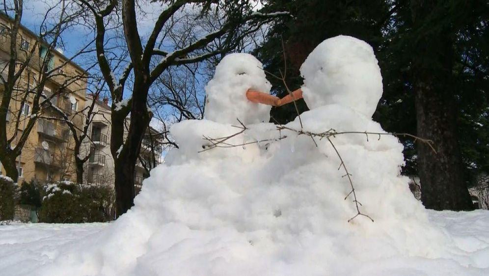 Snijeg u Istri (Foto: Dnevnik.hr) - 2