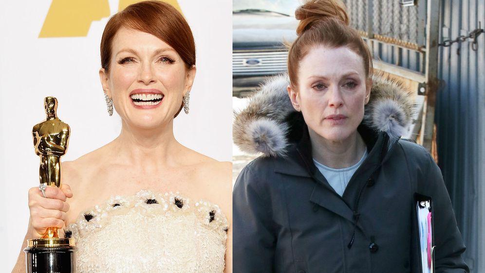 Na Oscarima i jutro poslije - 1