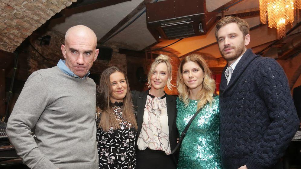 Ljubo Pavasović Visković, Mara Bratoš, Jelena Perčin, Momčilo Otašević (FOTO: Tomislav Miletic/PIXSELL)