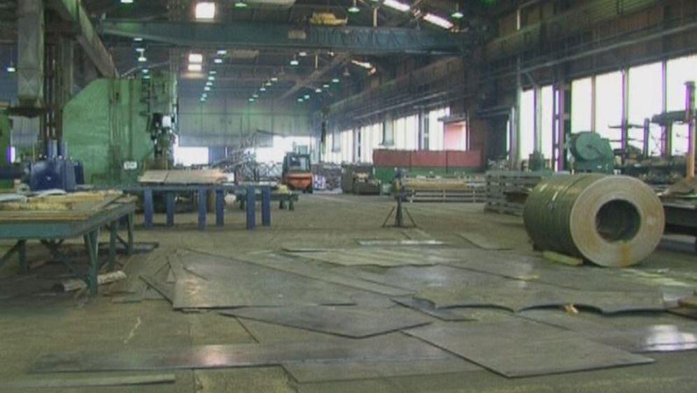 Proizvodni pogon (Foto: Dnevnik.hr)