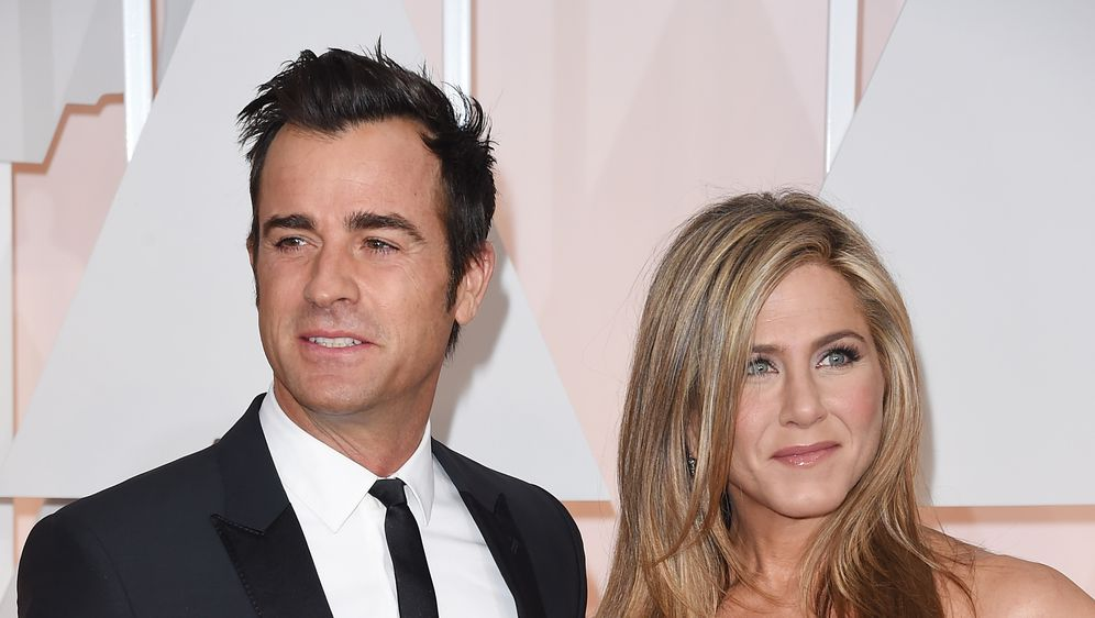 Jennifer Aniston, Justin Theroux (FOTO: Getty)