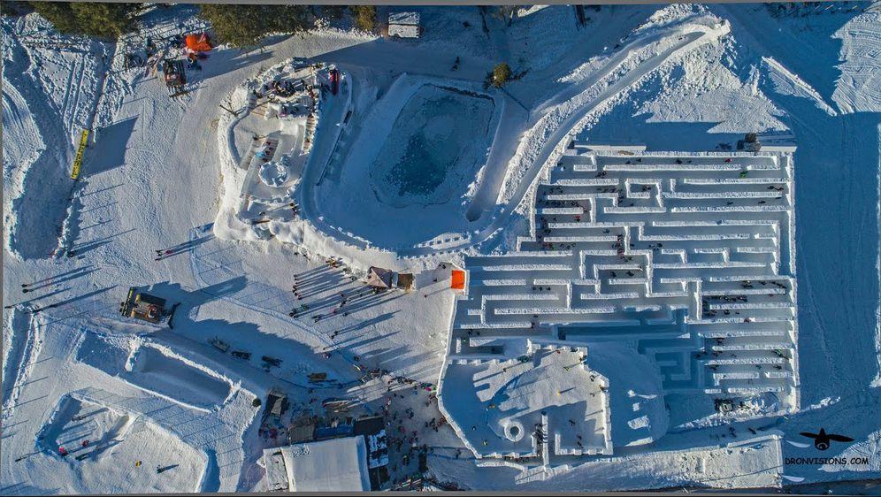 Snowlandia (FOTO: YouTube/Screenshot)
