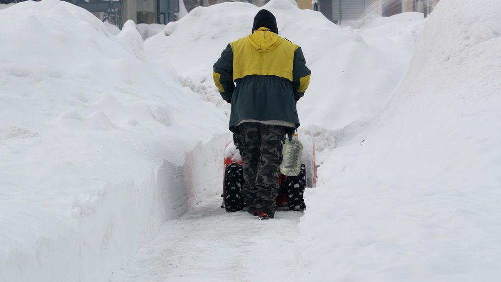 Snijeg (Foto: Robert Anic/PIXSELL)
