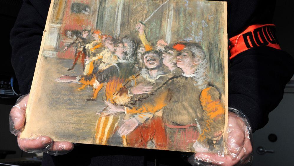 Degas Les Choristes (Foto: AFP)