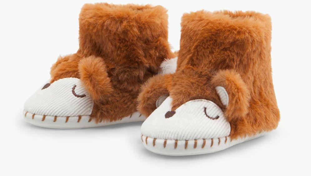 Mekane i tople šlapice uveseljavat će vaše malene svaki put kad ih stave na svoje noge