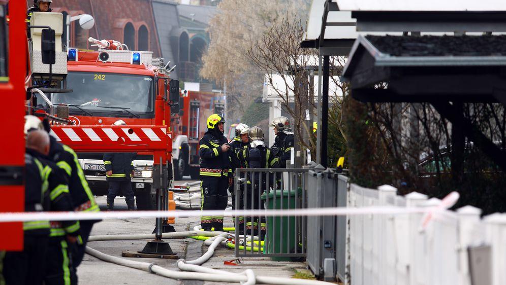 Vatrogasci na intervenciji, ilustracija (Foto: Borna Filić/PIXSELL) - 2