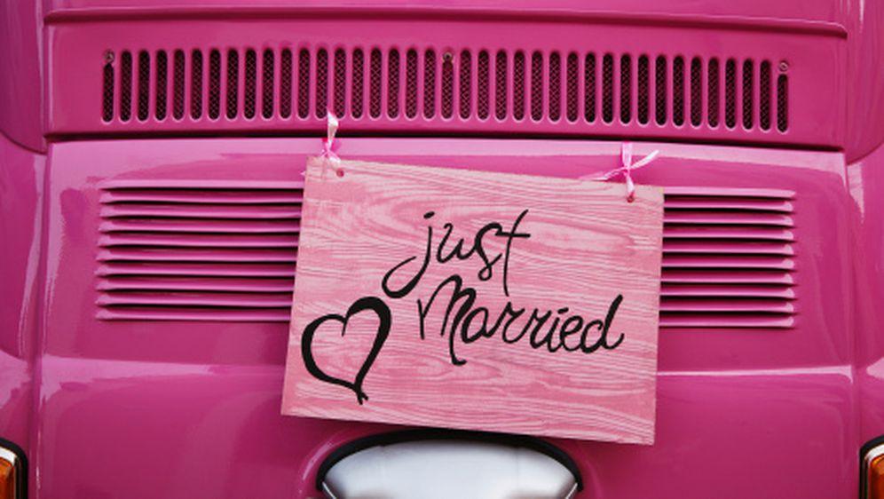 Vjenčanje, ilustracija (Foto: Gettyimages)