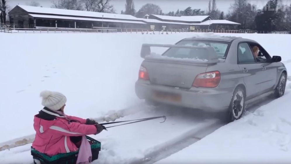Zimske radosti (Foto: Screenshot/YouTube)