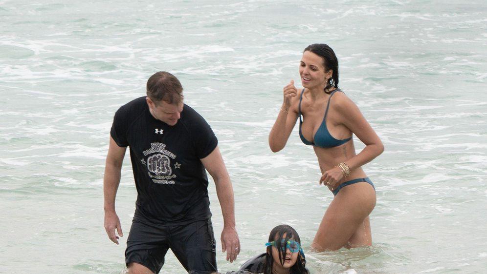 Matt Damon, Luciana Barroso (Foto: Profimedia)