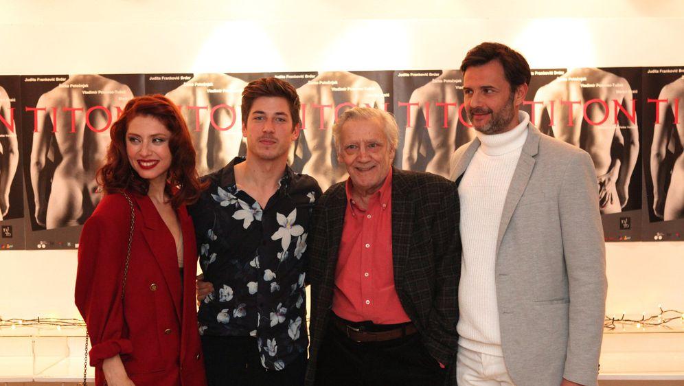 Judita Franković Brdar, Marko Braić, Žarko Potočnjak, Vladimir Posavec Tušek (Foto: Ana Šesto)