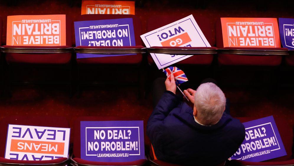 Brexit, ilustracija (Foto: AFP)