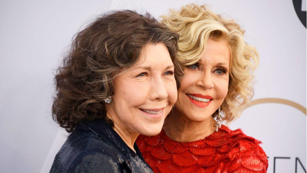 Jane LFonda i Lily Tomlin prijateljice su već četiri desetljeća