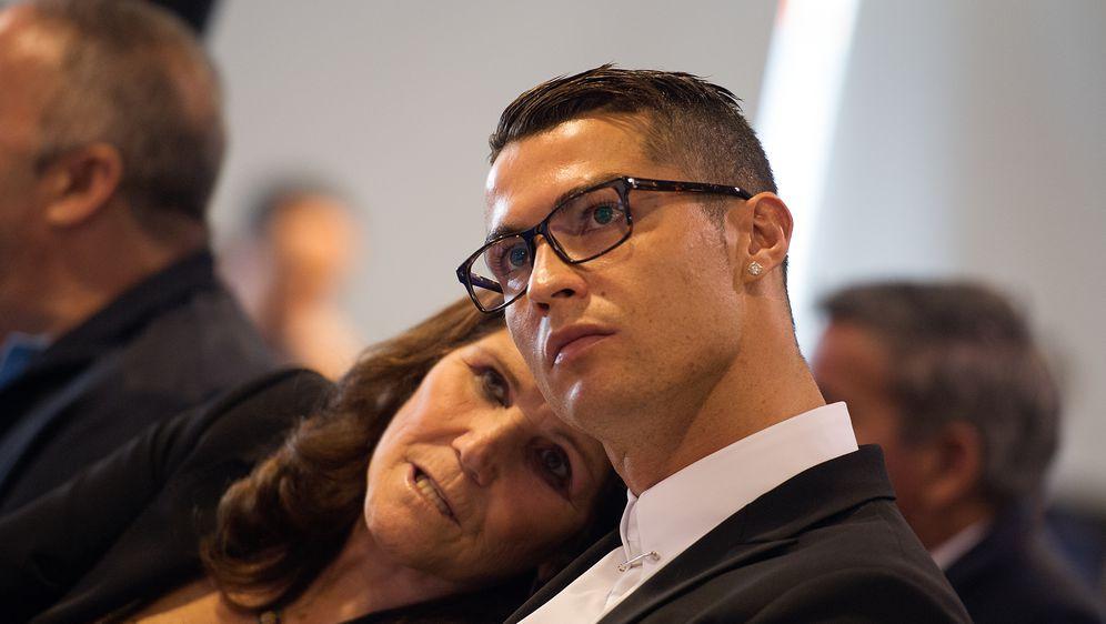 Dolores Aveiro i Cristiano Ronaldo (Foto: Getty Images)