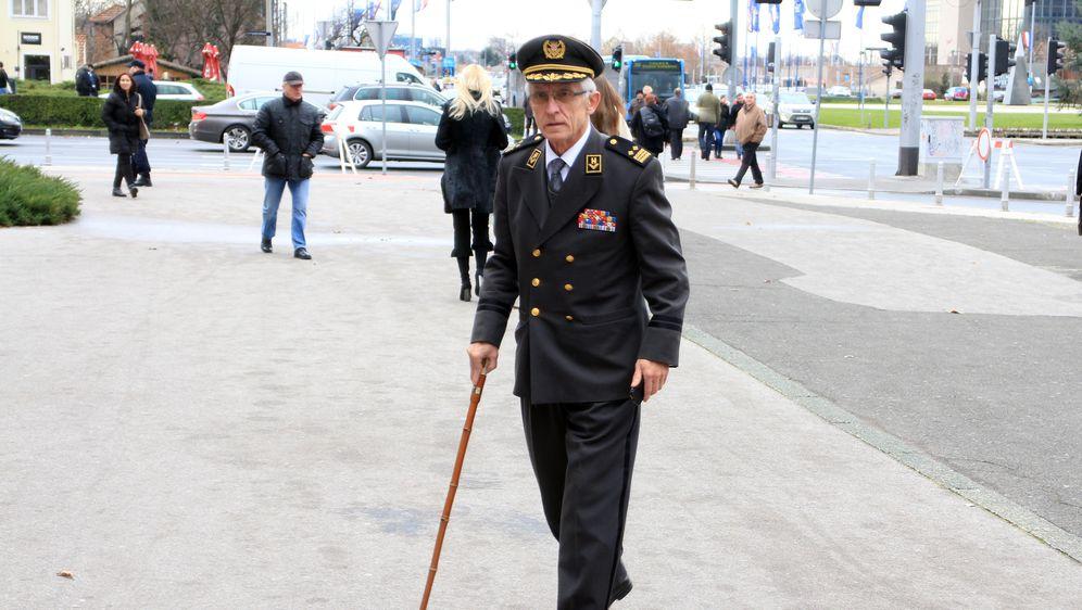 General Ivan Tolj (Foto: Patrik Macek/PIXSELL)