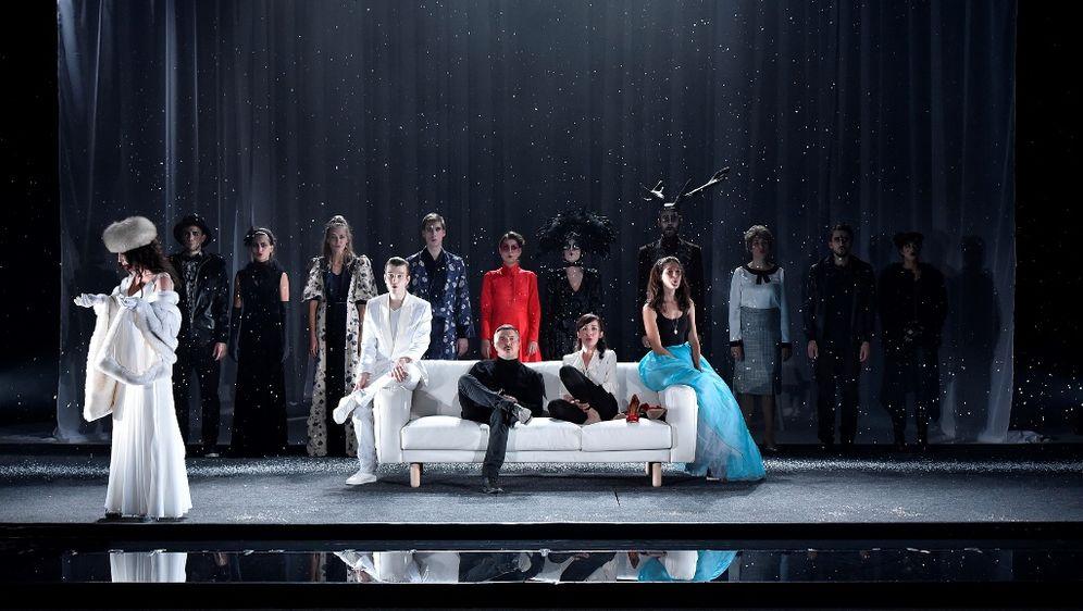 Snježna kraljica u kazalištu Trešnja