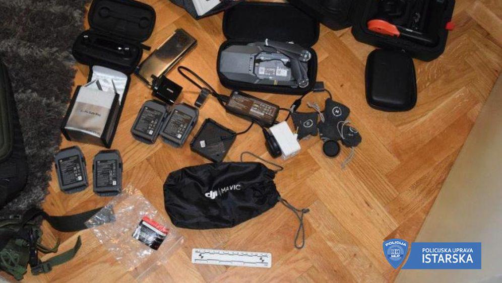 Uhićeni istarski lopovi osumnjičeni za 42 kaznena djela (Foto: Policija) - 8