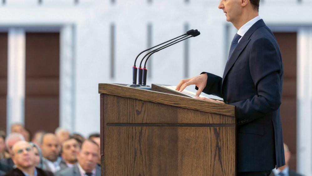 Bašar al-Asad (Foto: AFP)
