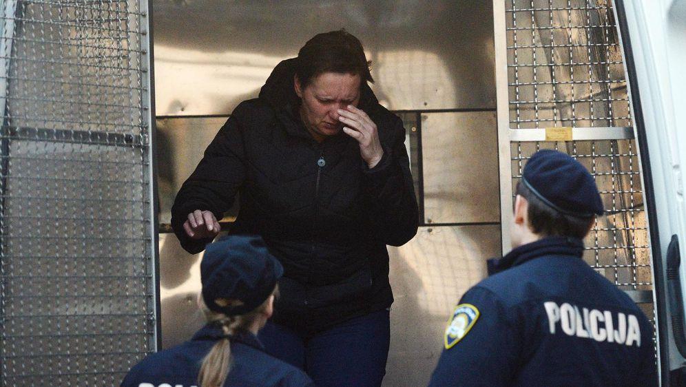 Smiljana Srnec stigla na ispitivanje u Županijsko državno odvjetništvo (Foto: Vjeran Zganec Rogulja/PIXSELL)