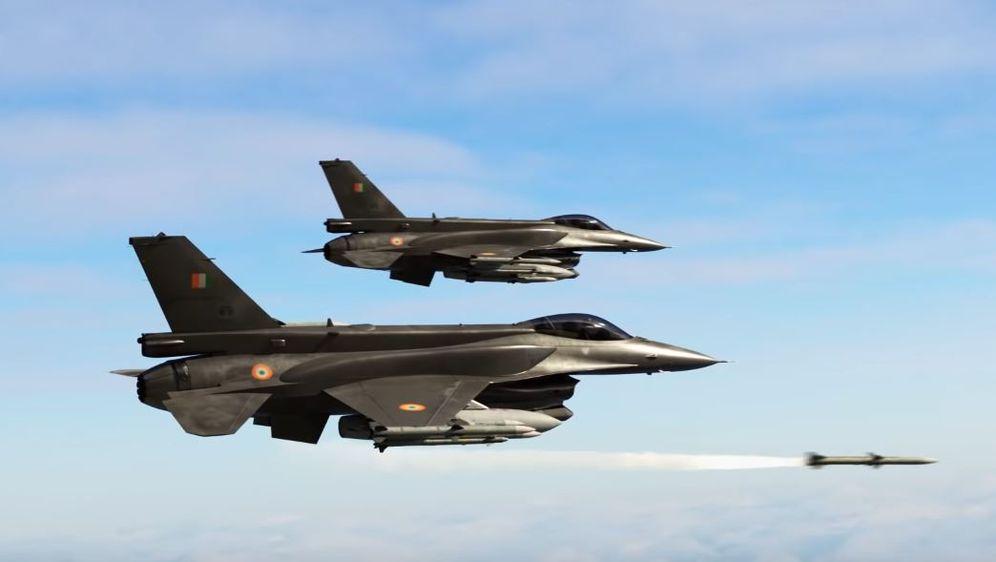 Američki F-21, ilustracija (Screenshot: YouTube/Lockheed Martin)