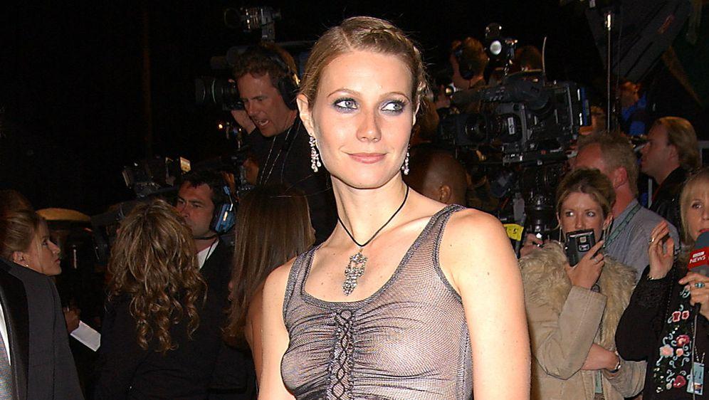 Gwyneth Paltrow na dodjeli Oscara 2002. godine