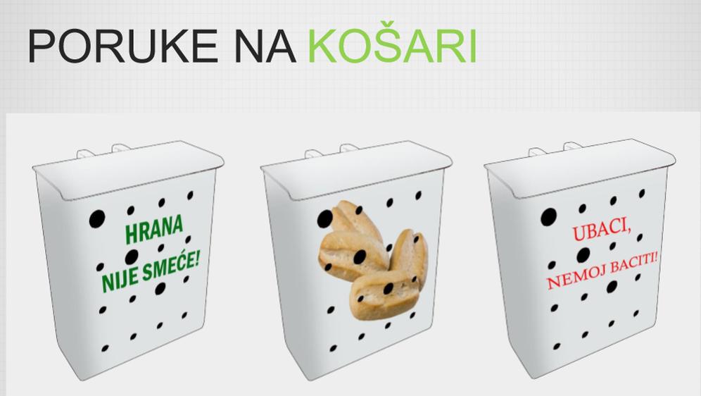 Košara za hranu (Foto: Đurđica Vorkapić)