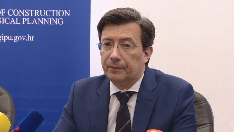 Željko Uhlir, državni tajnik