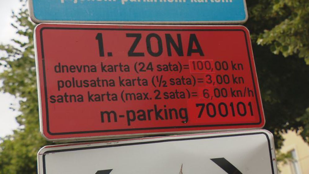 Naplata parkinga u cijelom Gradu Zagrebu - 3