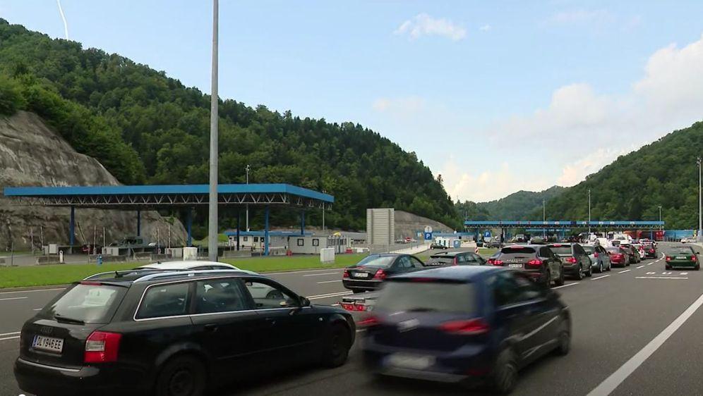 Slovenija postrožila prelazak granice - 2