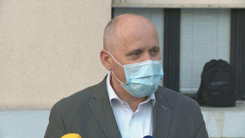 Branko Bačić, predsjednik Kluba zastupnika HDZ-a u Saboru