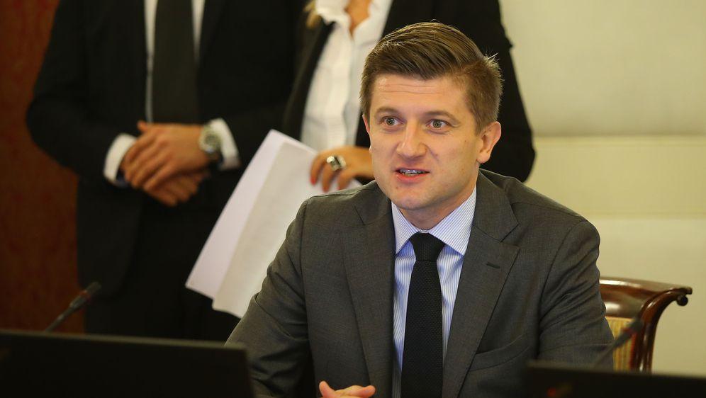 Zdravko Marić (Foto: Jurica Galoic/PIXSELL)